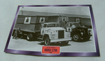Dodge C700 1968 Truck framed picture